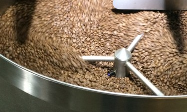 FAL Coffee - roasting